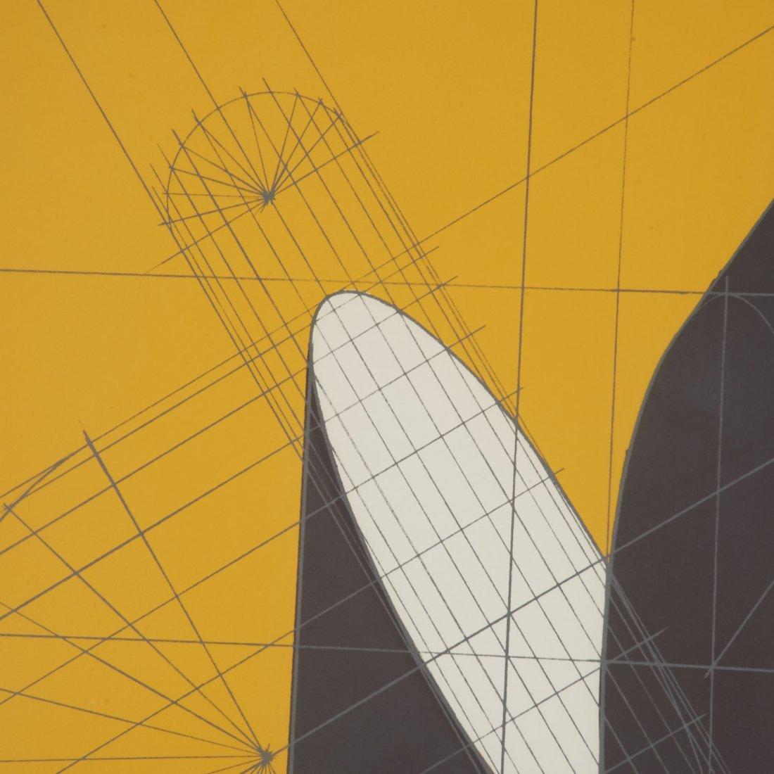 Arnaldo Pomodoro, lithograph - 5