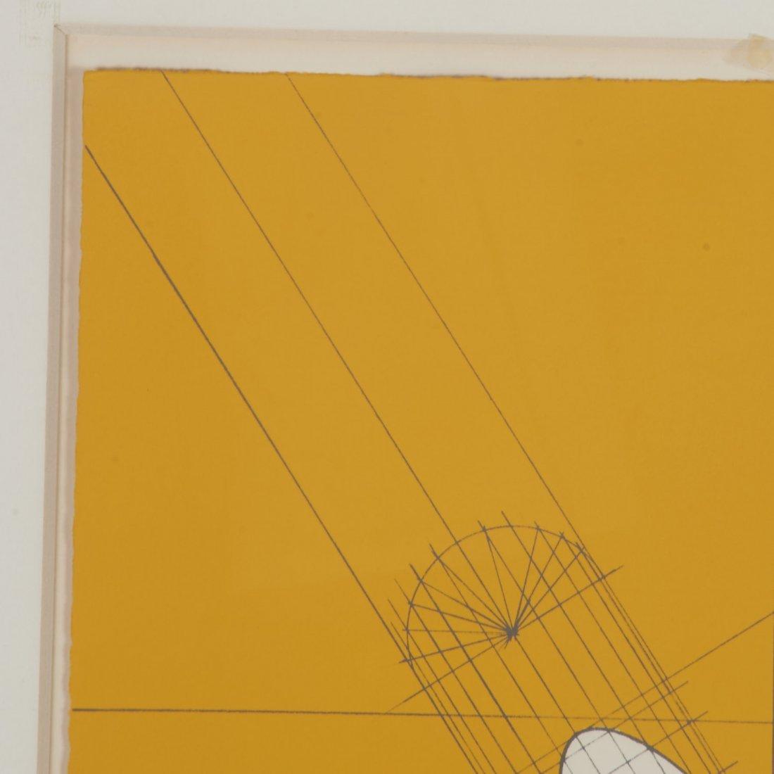 Arnaldo Pomodoro, lithograph - 6