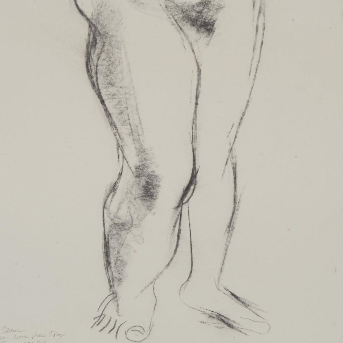 Anthony Caro, drawing - 2