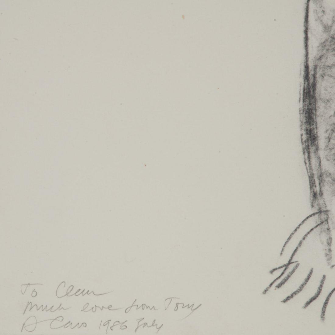 Anthony Caro, drawing - 4