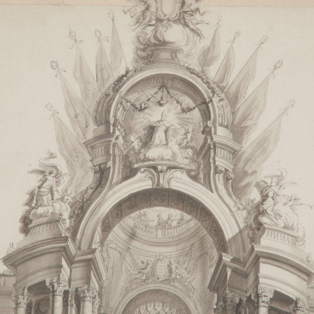 Vincenz Fischer, architectural rendering - 4