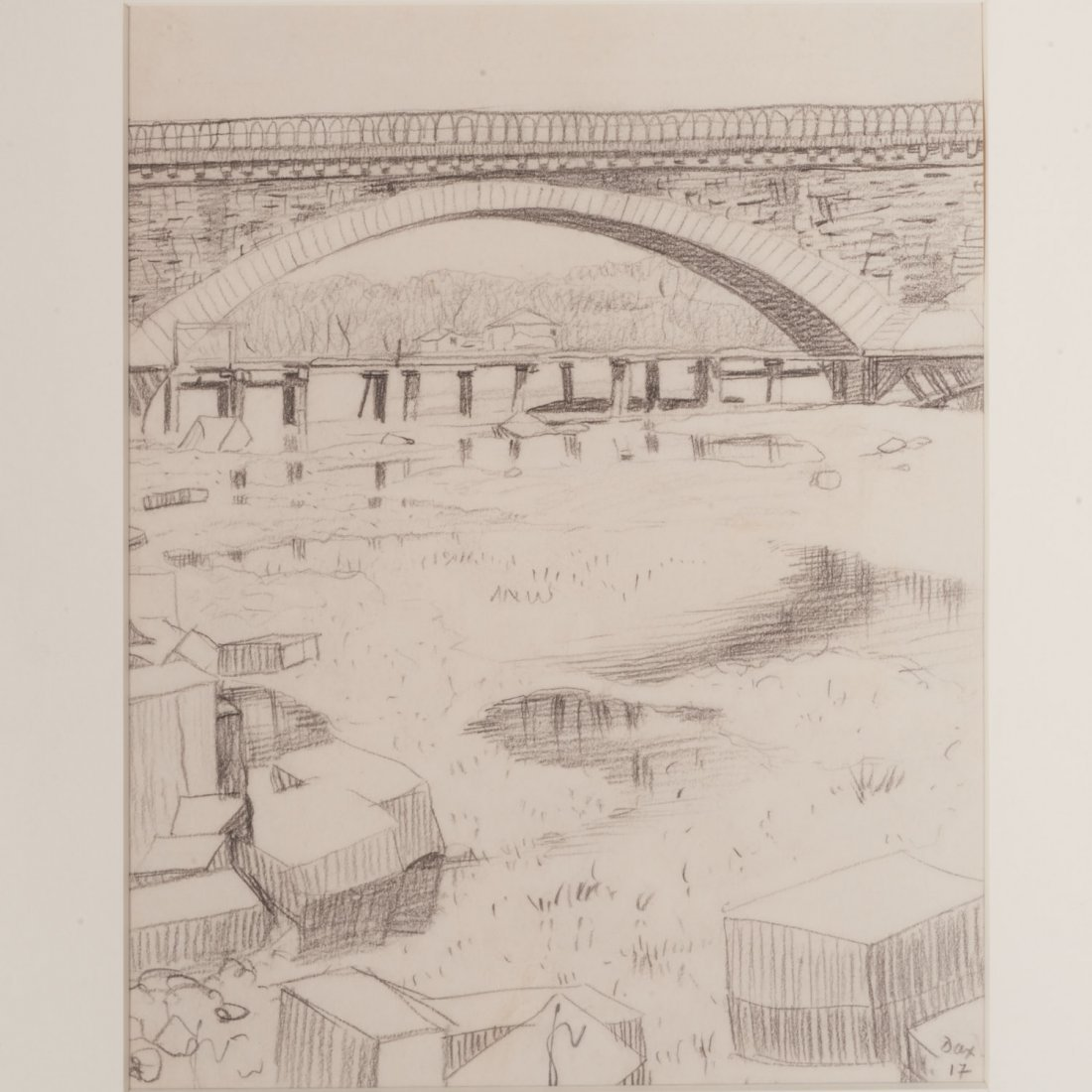 Felix Edouard Vallotton, drawing - 2