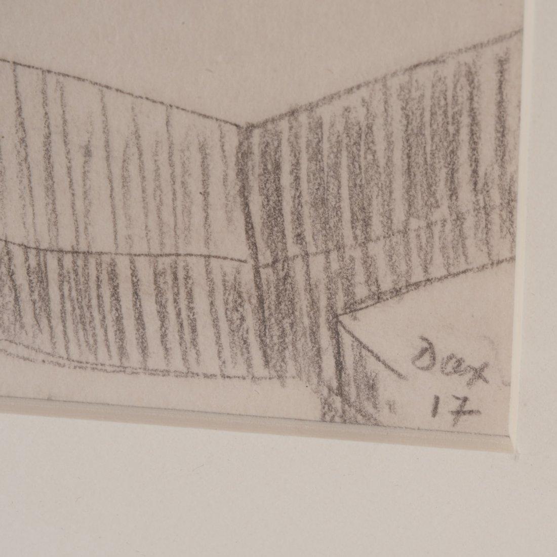 Felix Edouard Vallotton, drawing - 3