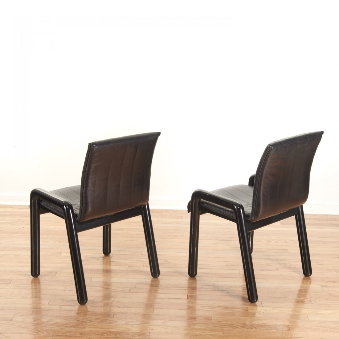 "Set (8) Guido Faleschini ""Dilos"" Dining Chairs - 6"