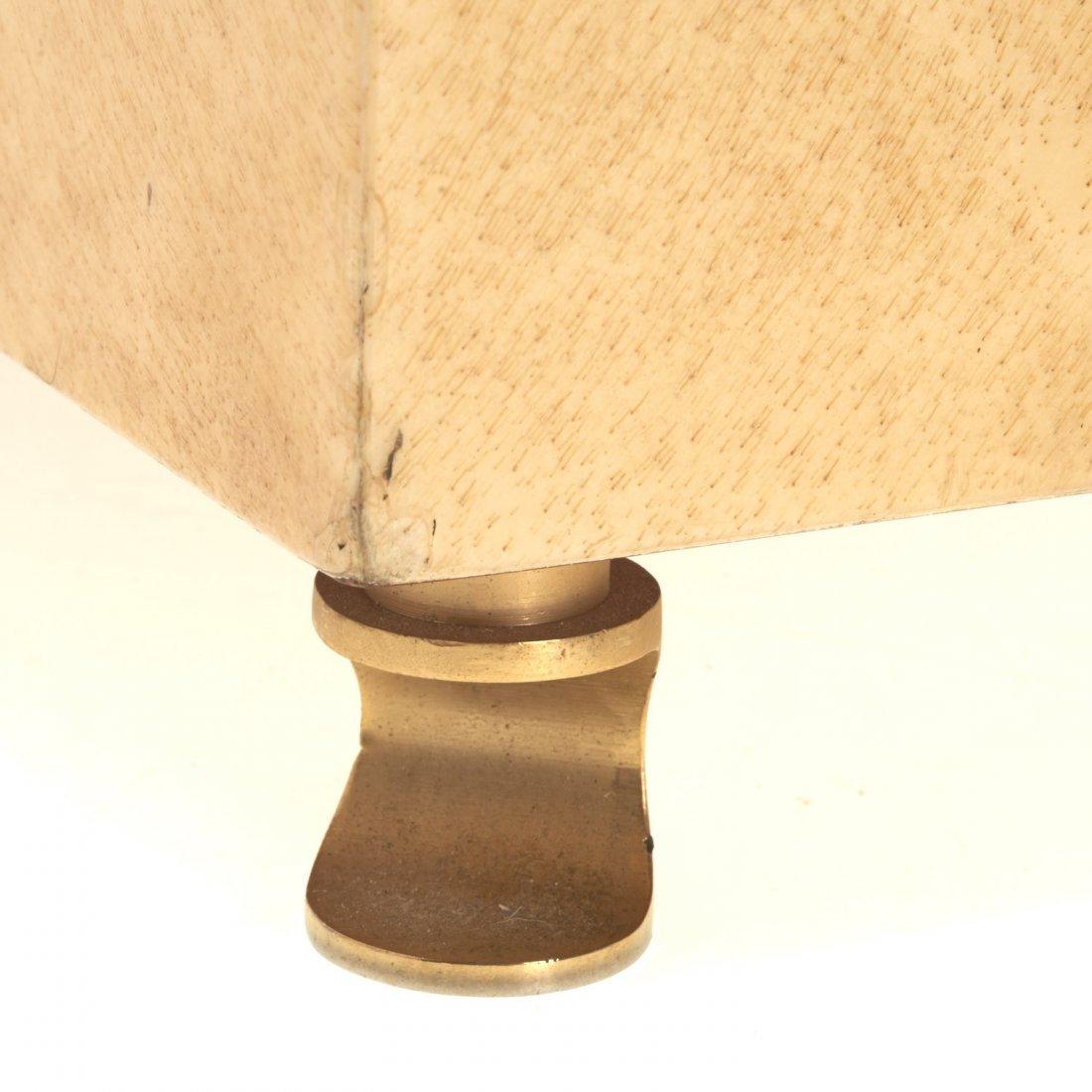 (2) Aldo Tura parchment baskets - 2