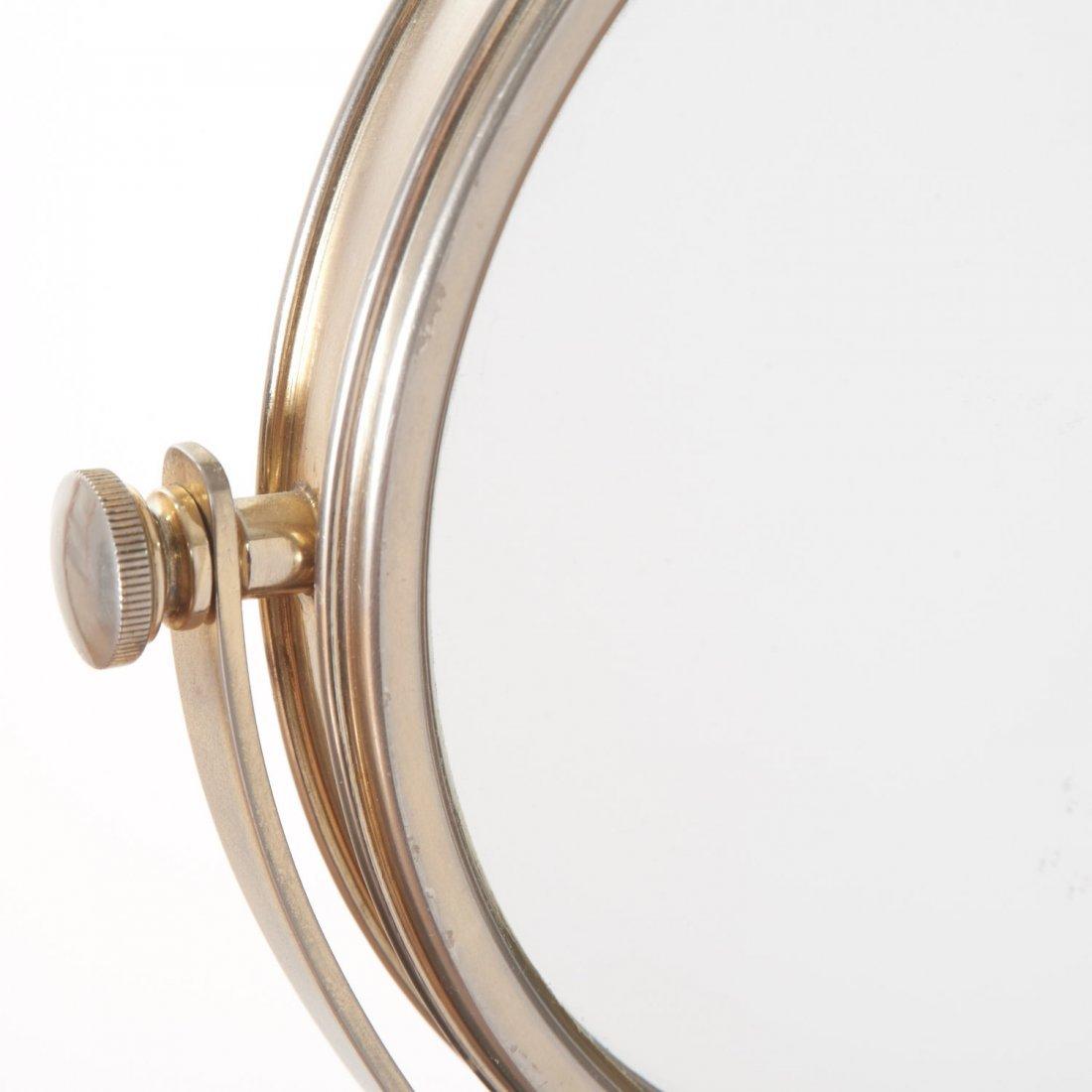 Aldo Tura lacquer, parchment valet/vanity stands - 8