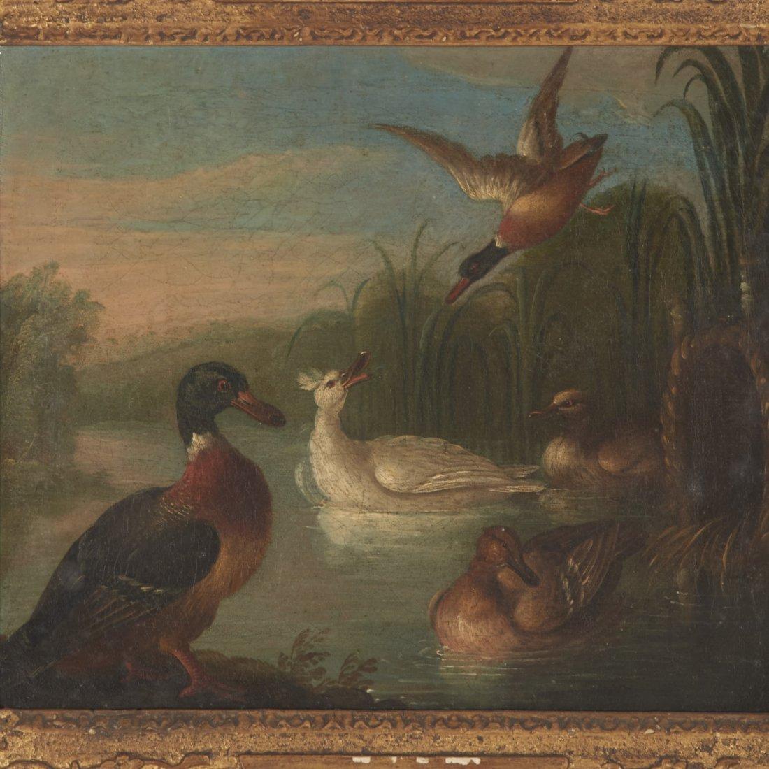 Marmaduke Cradock, painting - 2