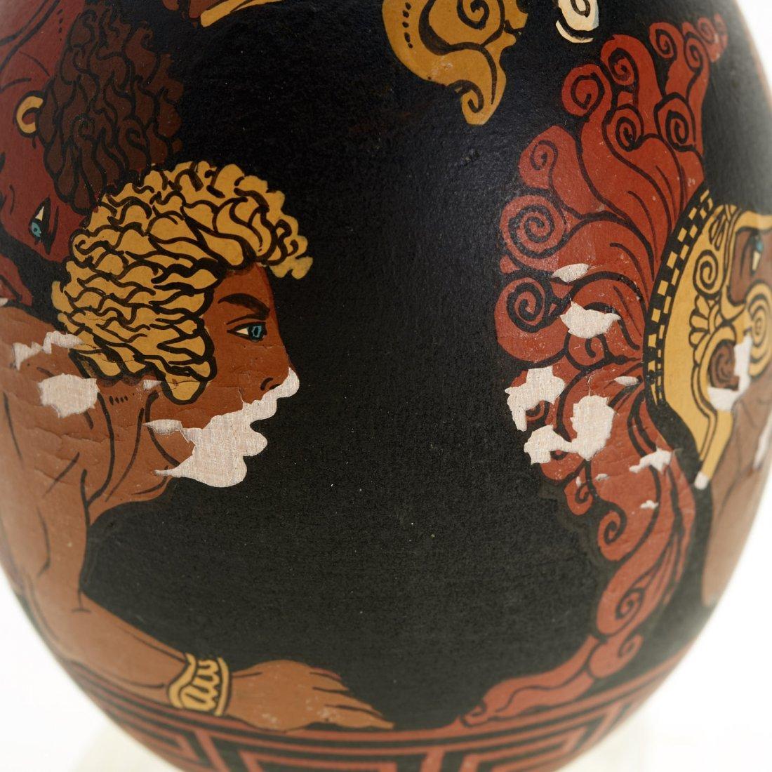 Yiannis Nomikos, homoerotic painted eggs - 4