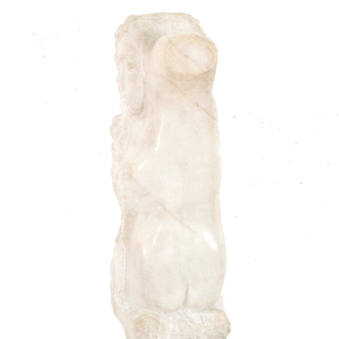 After William Zorach, marble sculpture - 3