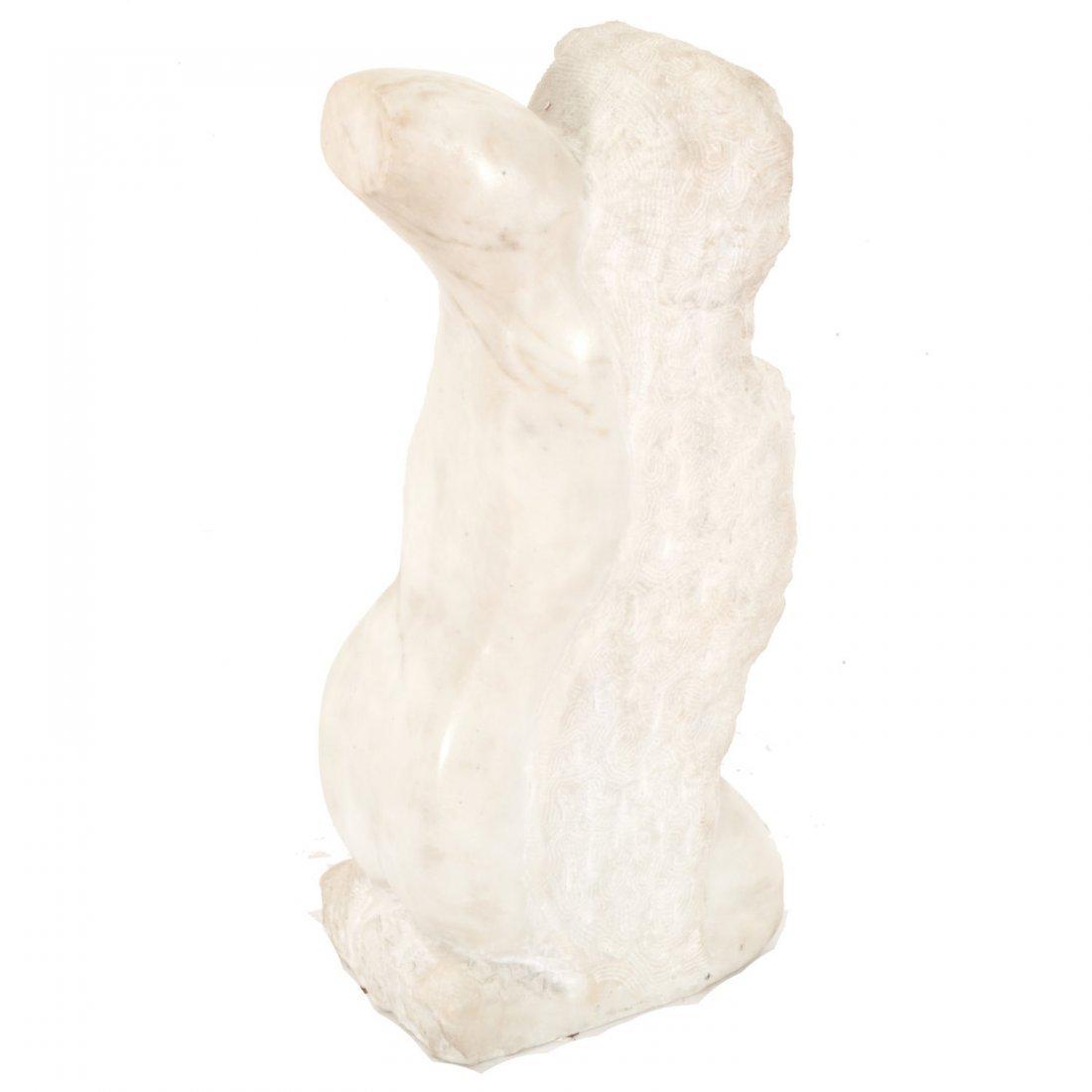 After William Zorach, marble sculpture - 4