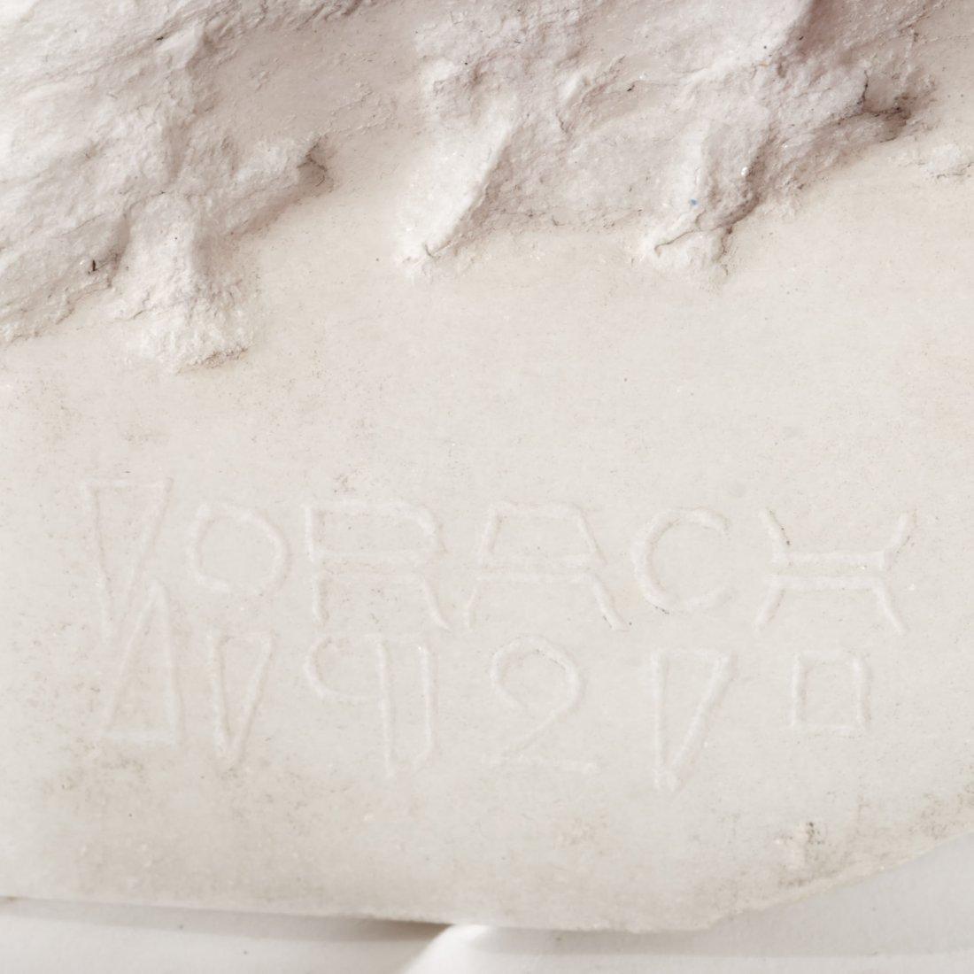 After William Zorach, marble sculpture - 6
