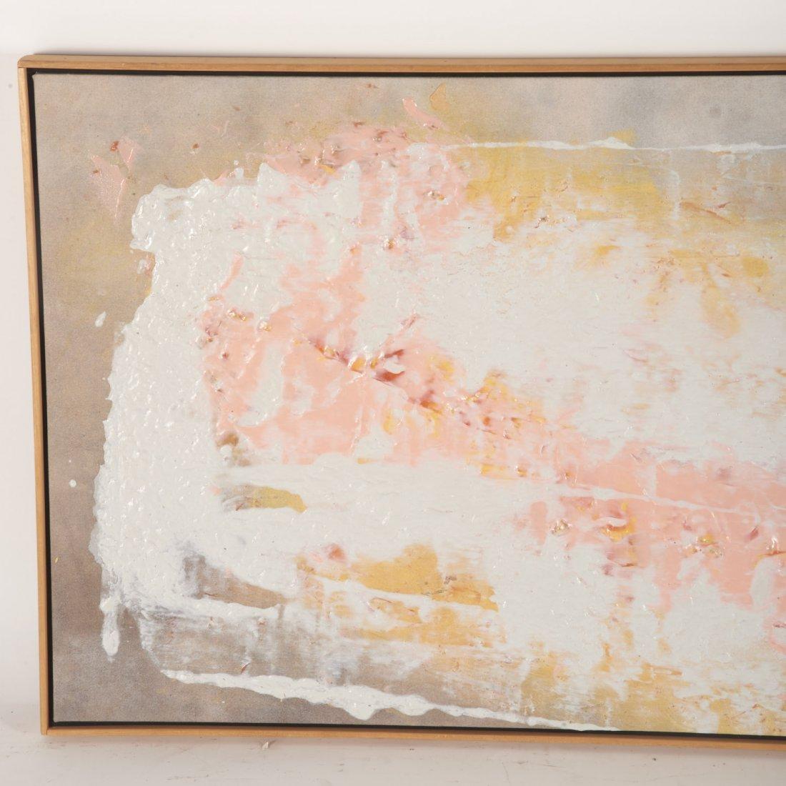Yvonne Muller, painting - 2