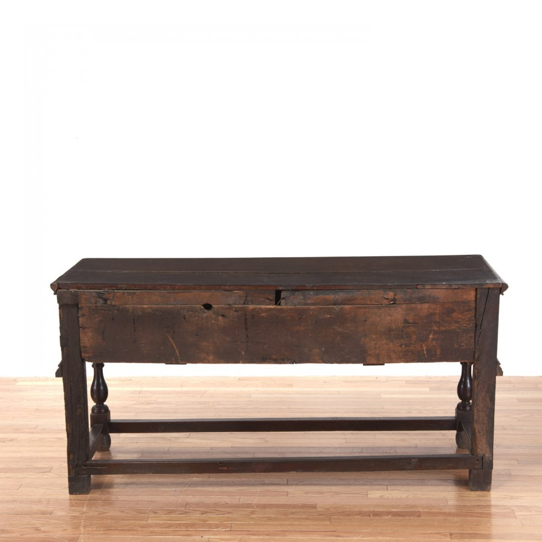 William and Mary oak sideboard - 6