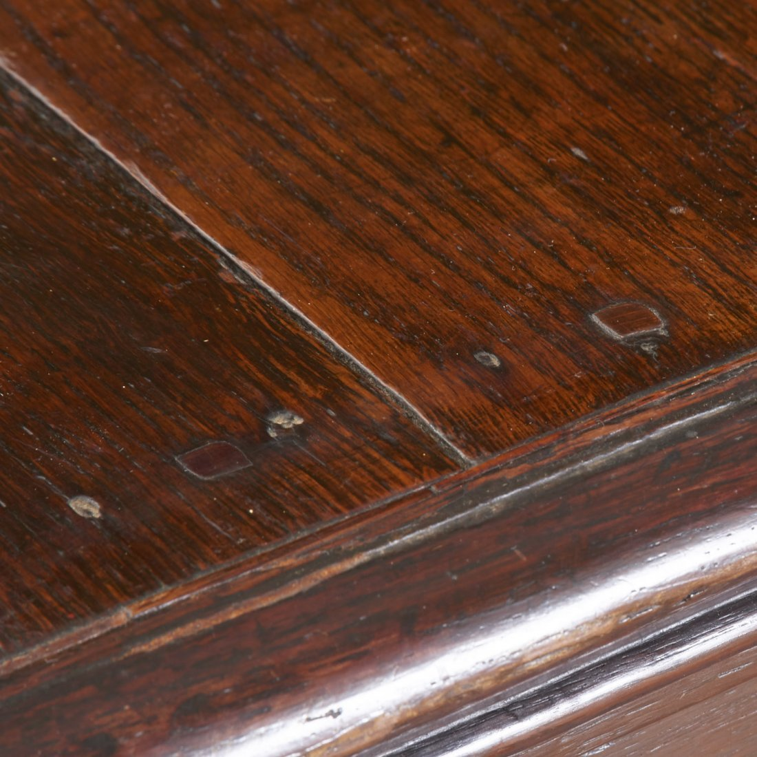 William and Mary oak sideboard - 7