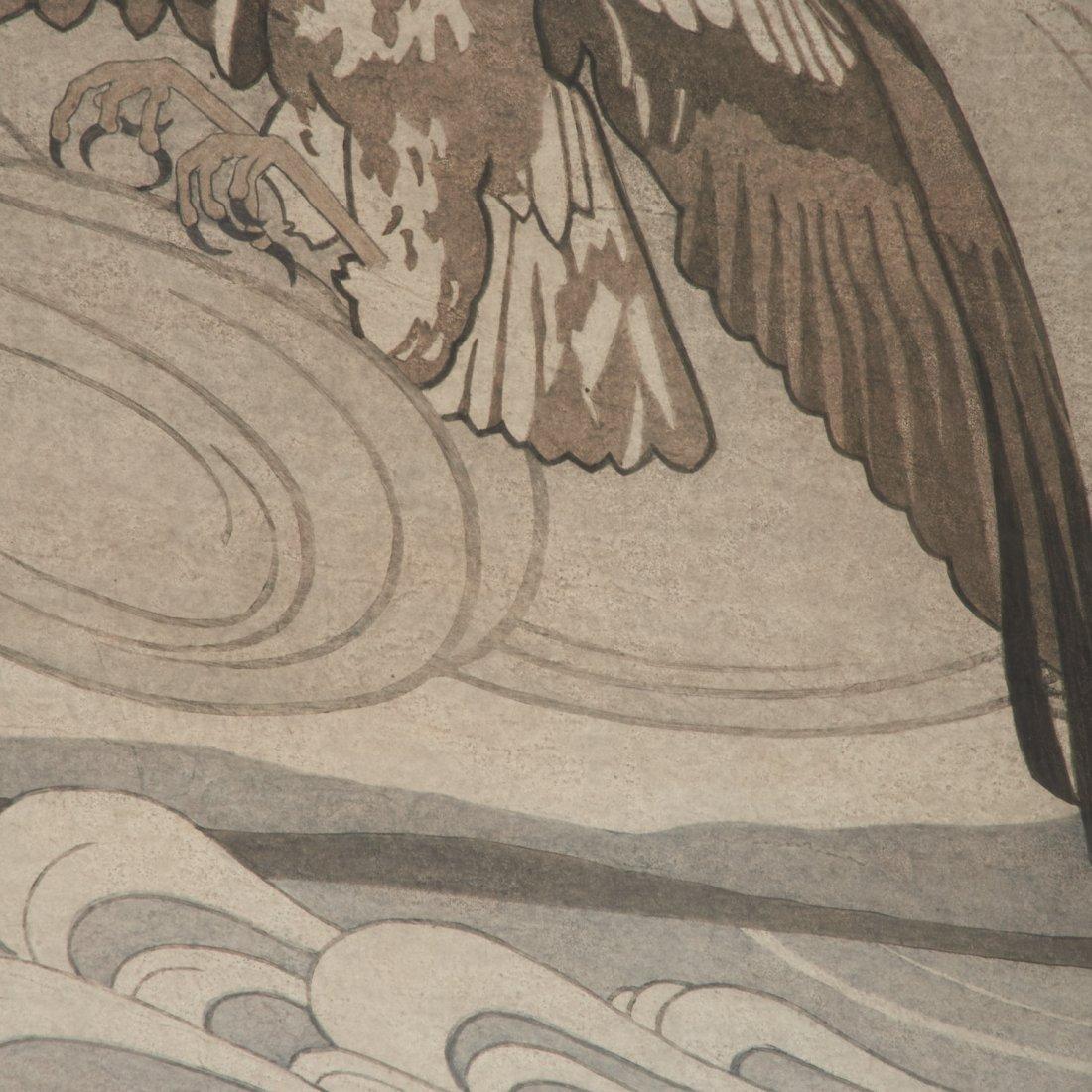 Peter Behrens, woodcut - 4