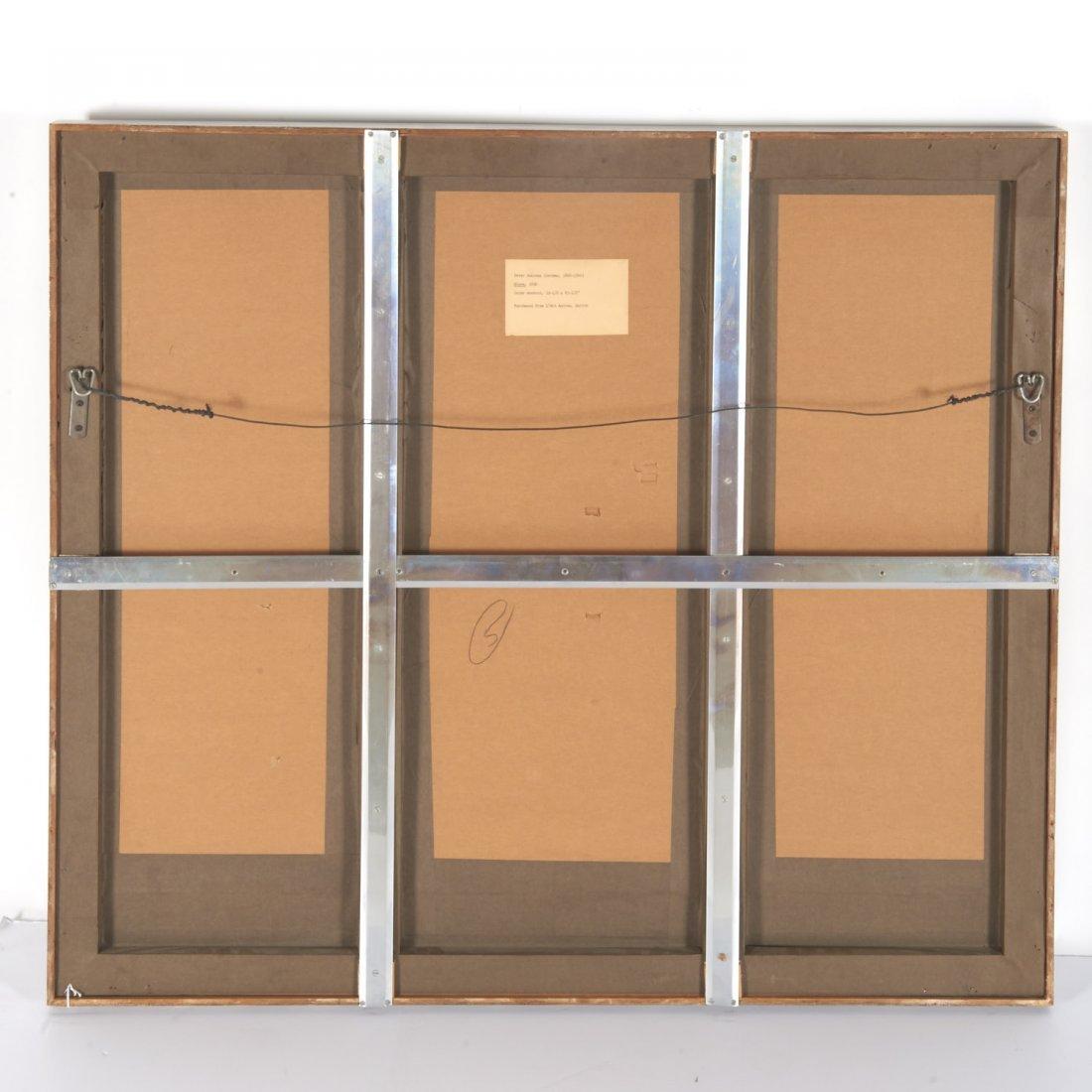 Peter Behrens, woodcut - 6