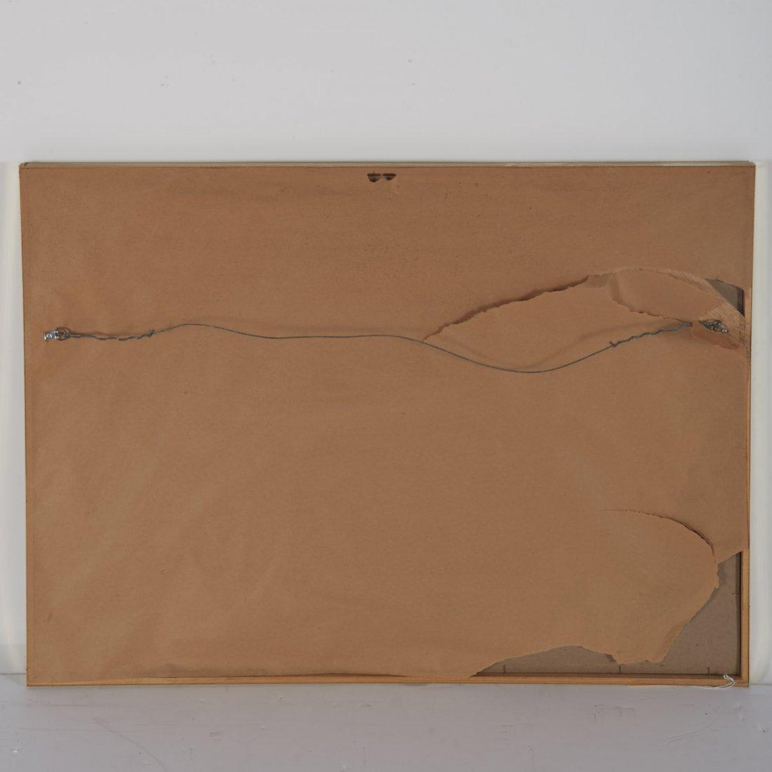 Allen Wolf, painting - 6