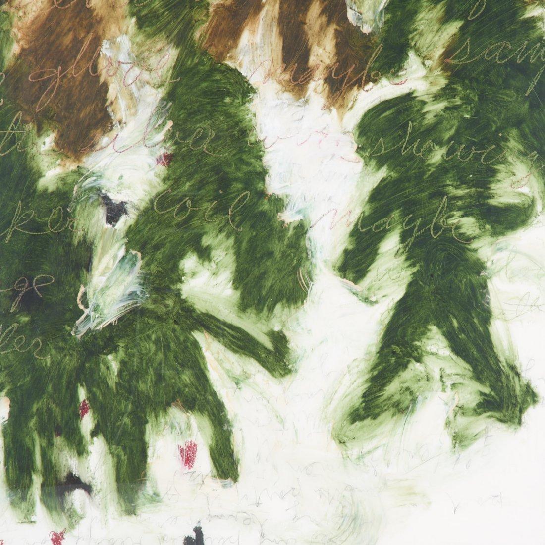 Dove Bradshaw, large mixed media - 3