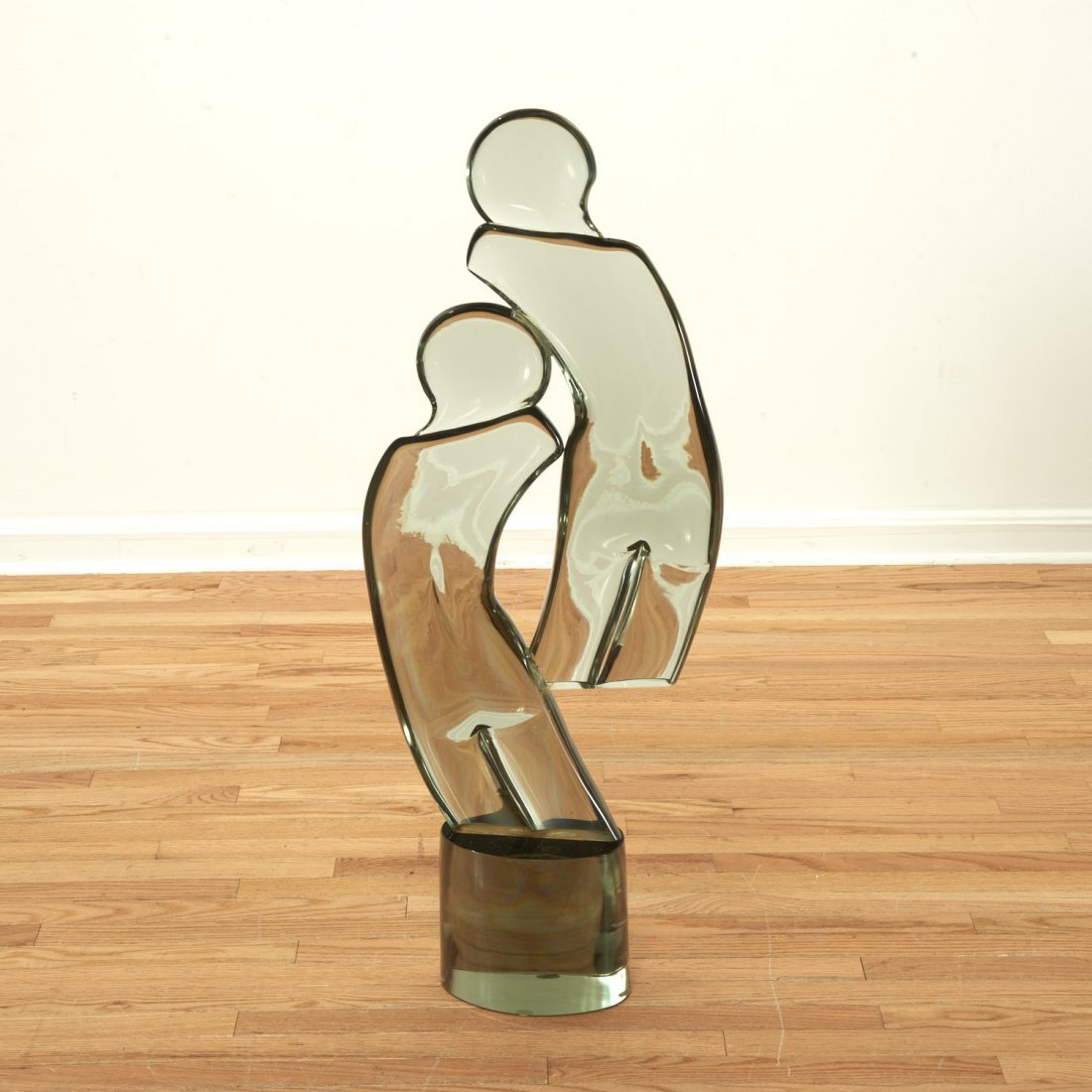Loredano Rosin, glass sculpture - 5