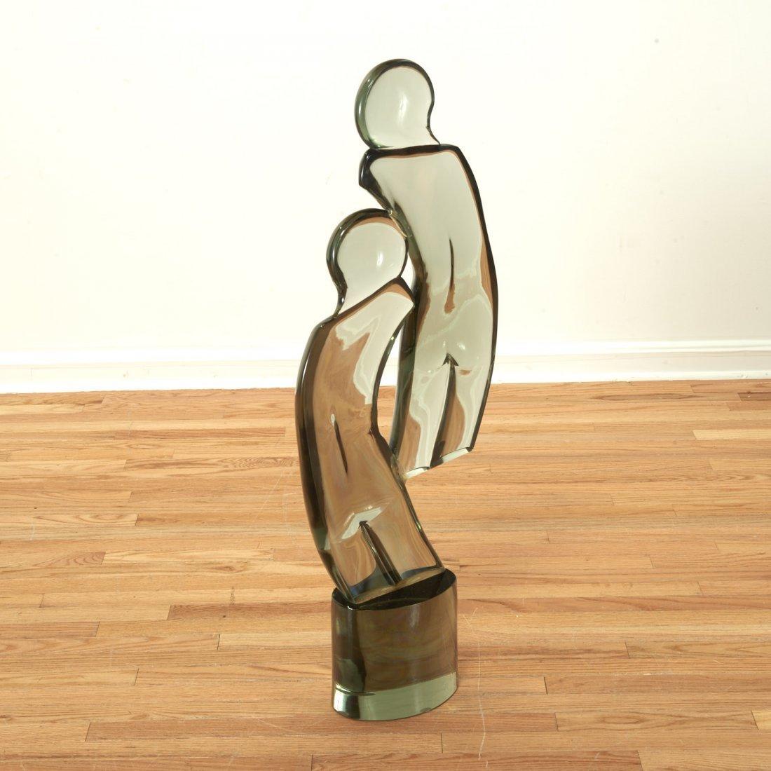 Loredano Rosin, glass sculpture - 6