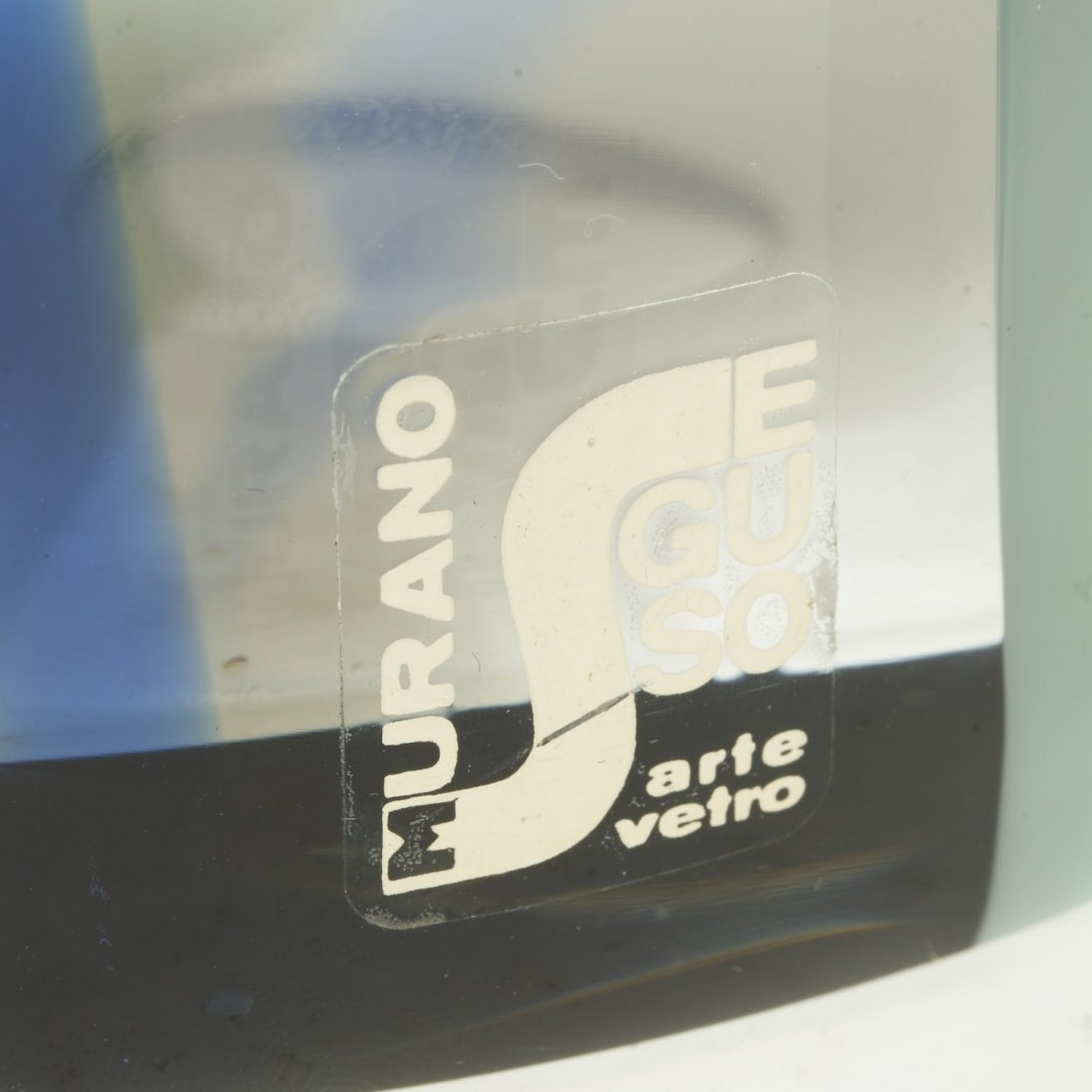 Livio Seguso Murano cut out glass vase - 6