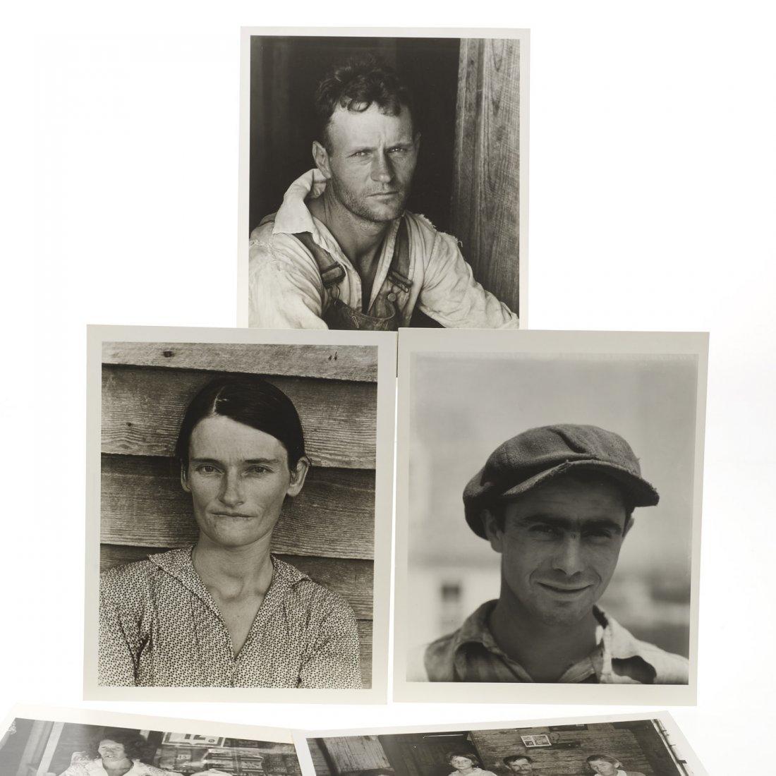 Walker Evans, portfolio (15) photographic prints - 2