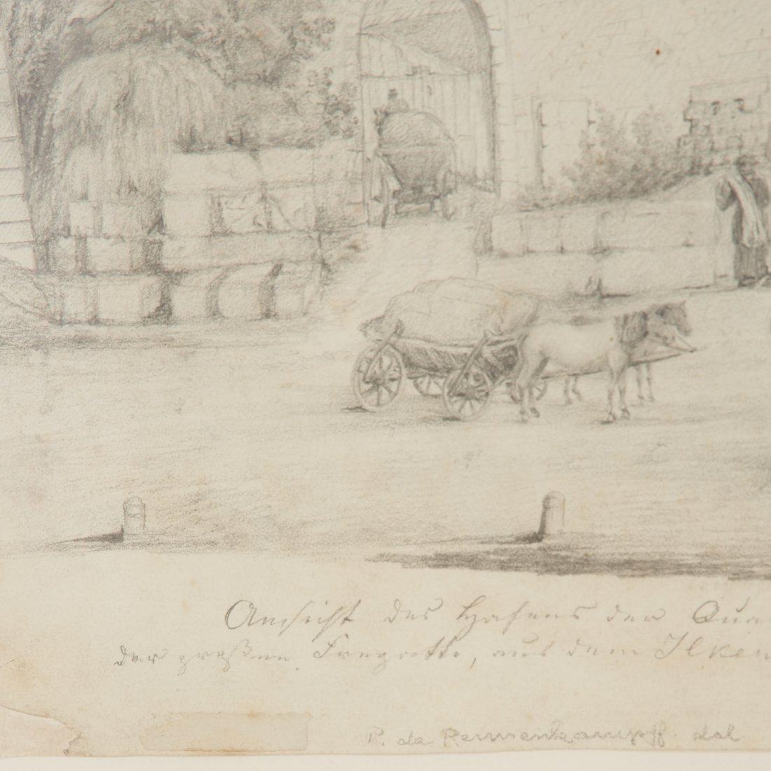 P. da Rennenkampff, drawing - 5