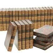 Books: Scott, Sir Walter. Waverly Novels.