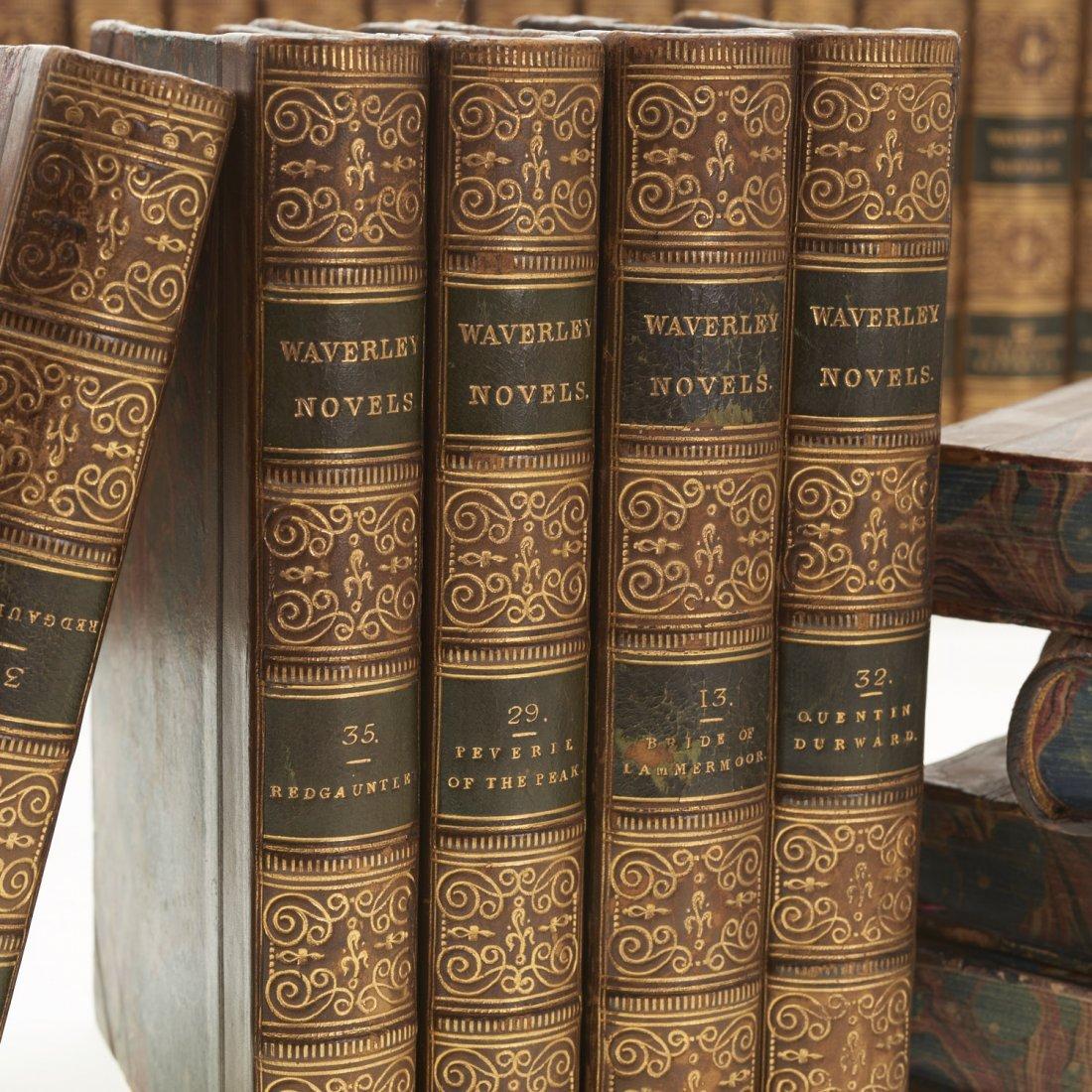Books: Scott, Sir Walter. Waverly Novels. - 2
