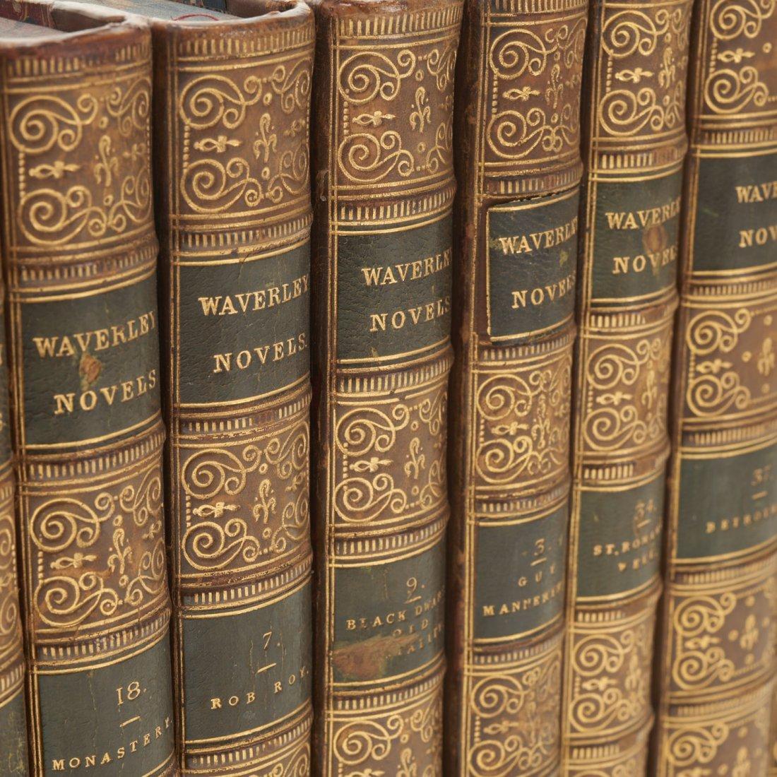 Books: Scott, Sir Walter. Waverly Novels. - 3