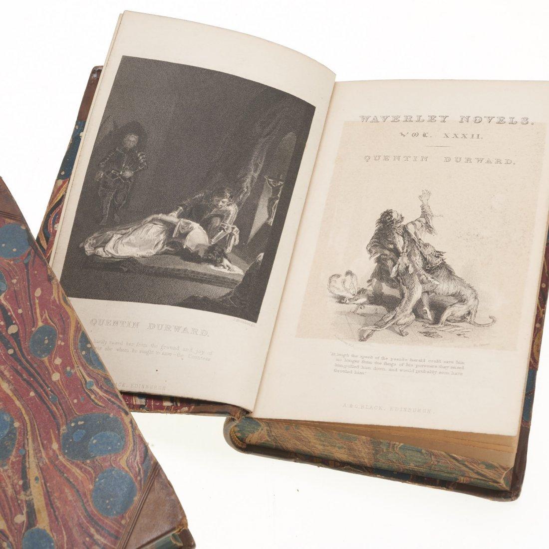 Books: Scott, Sir Walter. Waverly Novels. - 4