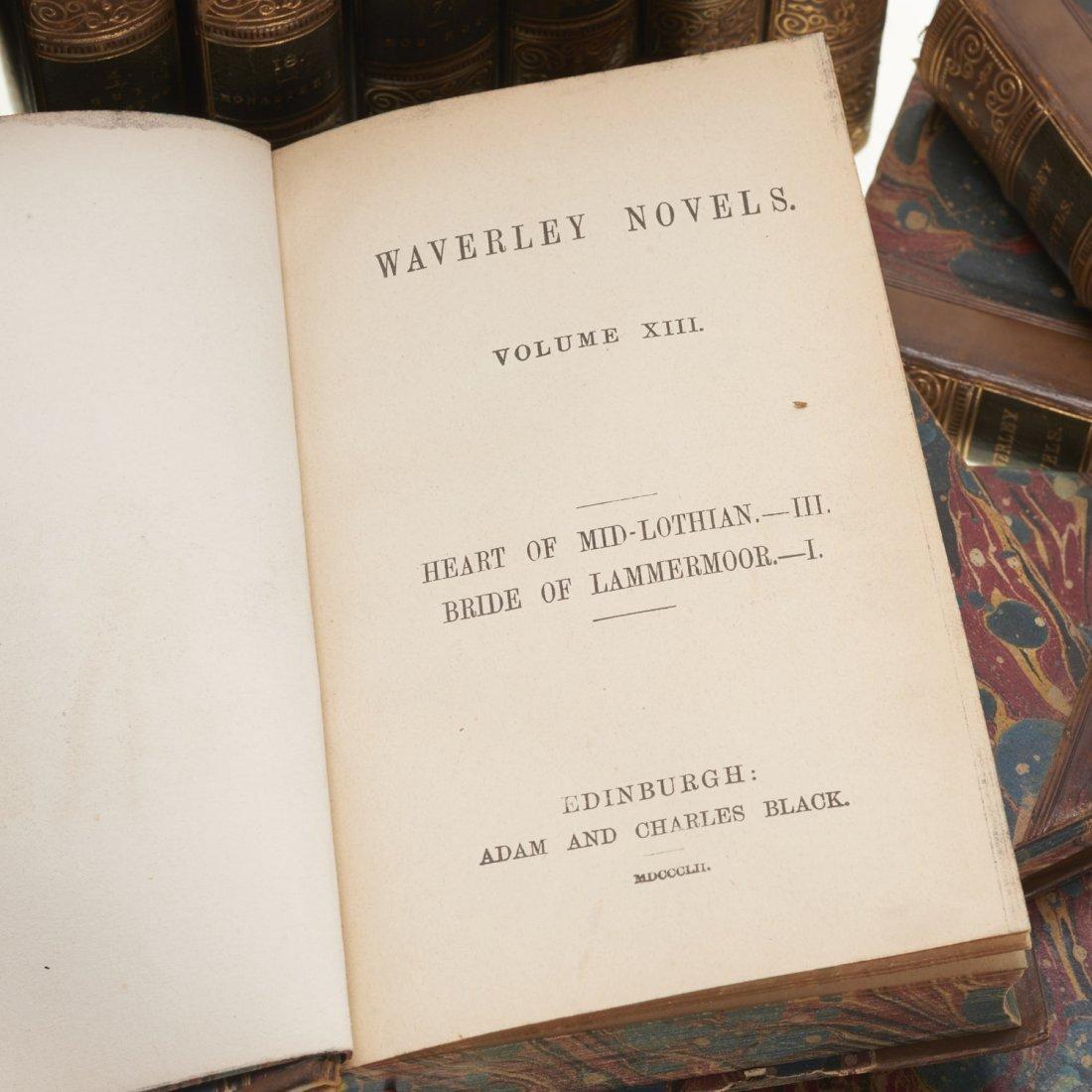 Books: Scott, Sir Walter. Waverly Novels. - 5