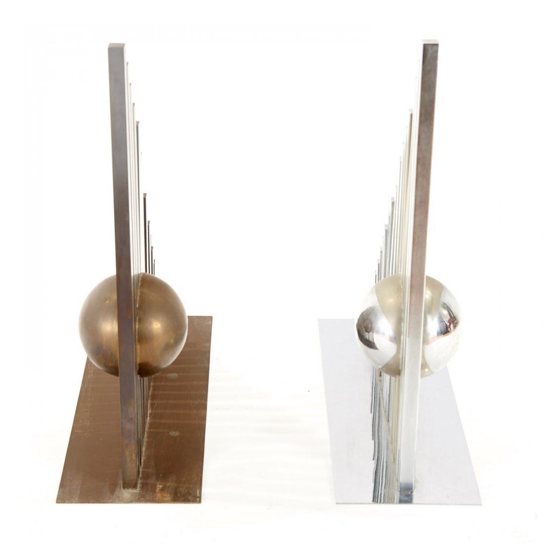 Itzhak Shmueli, pair sculptures - 3