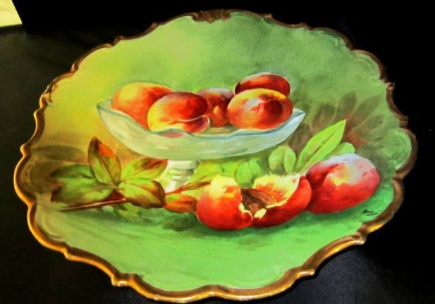 LIMOGES FRENCH PLATE