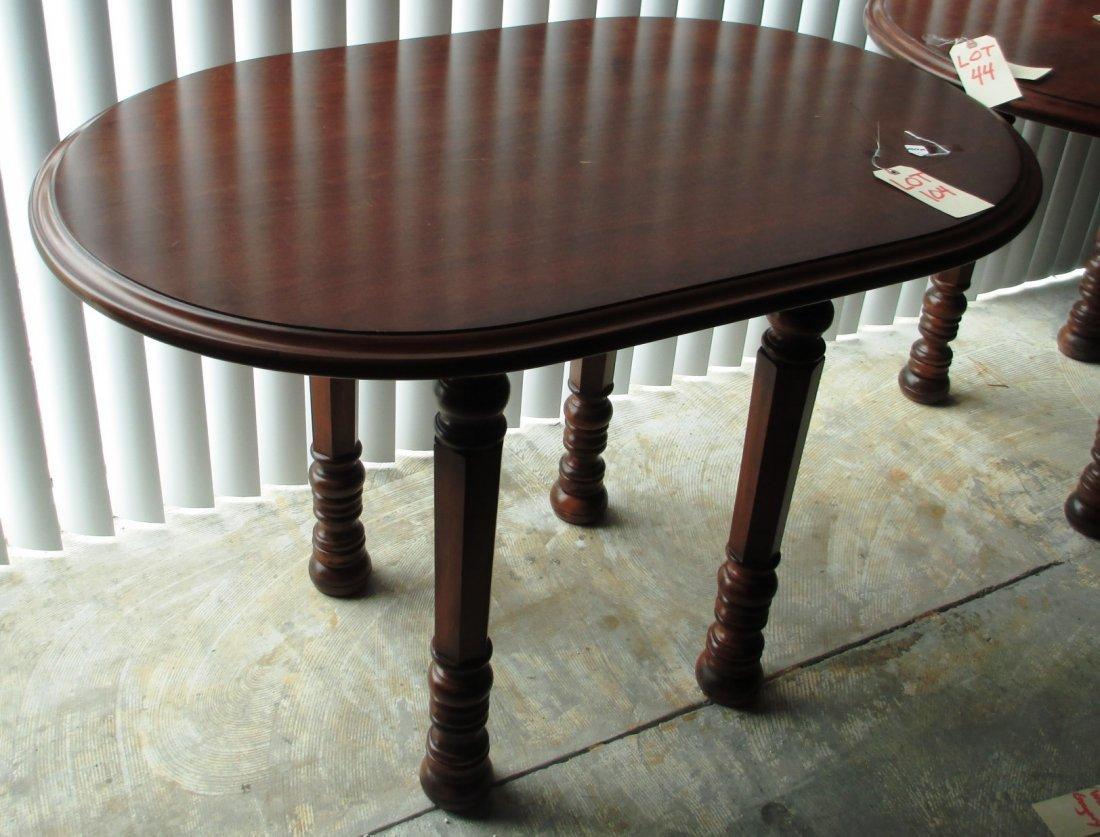 OVAL OAK TABLE