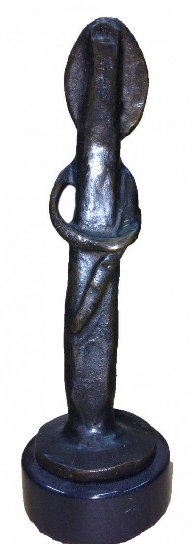 PABLO PICASSO BRONZE SCULPTURE OF FIGURE Bronze