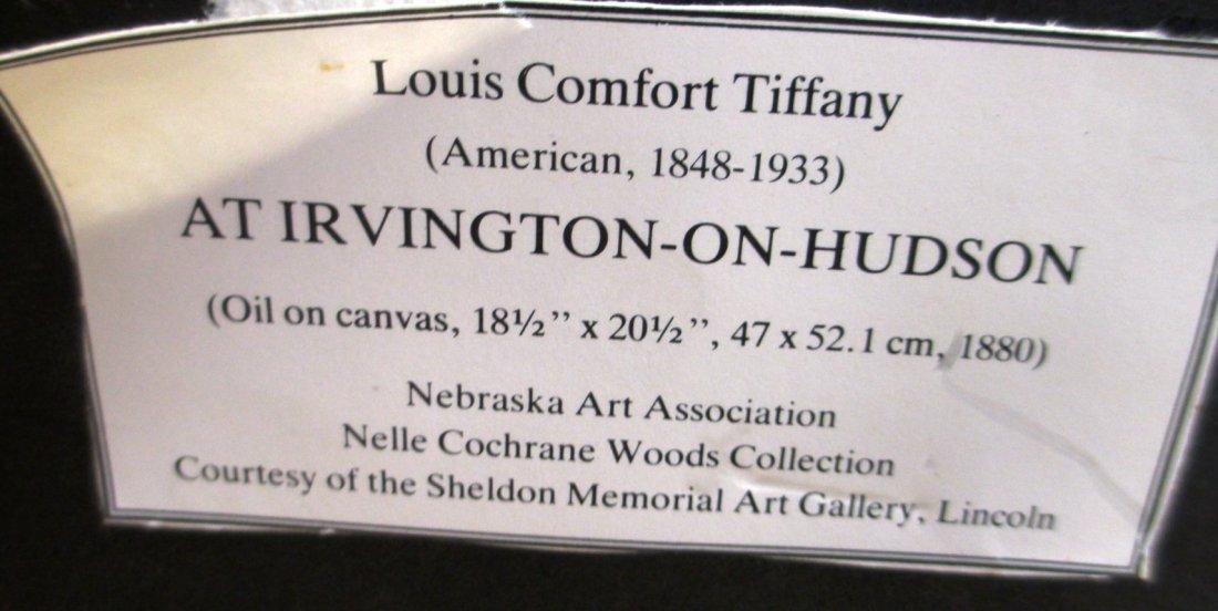 LOUIS COMFORT TIFFANY  AT IRVINGTON ON HUDSON - 4