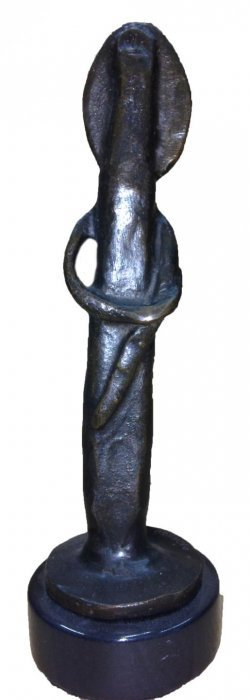PABLO PICASSO BRONZE SCULPTURE OF FIGURE