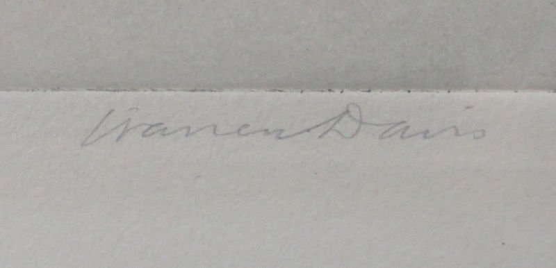 WARREN B. DAVIS (AMERICAN, 1865-1928), ETCHING - 3