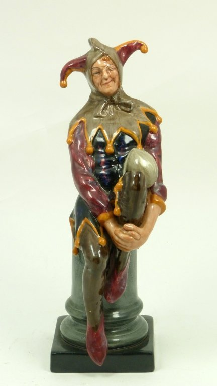 "ROYAL DOULTON ""THE JESTER"" HN 2016"
