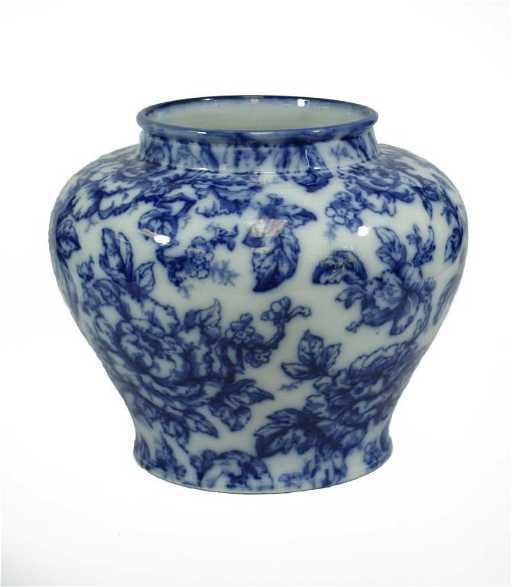 Antique Losol Ware Cavendish English Vase