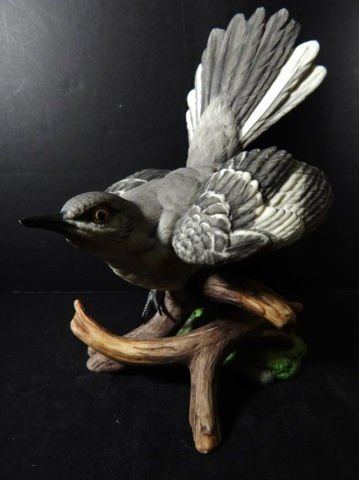 BOEHM PORCELAIN MOCKINGBIRD