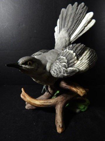 BOEHM PORCELAIN MOCKINGBIRD