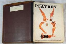 COMPLETE 1966 ORIGINAL PLAYBOY MAGAZINES