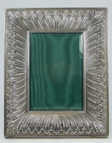 GIANMARIE BUCCELLATI STERLING SILVER PICTURE FRAME