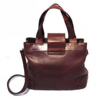 Barry Kieselstein-Cord Leather Poodle Shoulder Bag - 2
