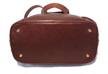 Barry Kieselstein-Cord Leather Poodle Shoulder Bag - 4