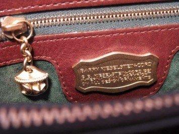 Barry Kieselstein-Cord Leather Poodle Shoulder Bag - 5