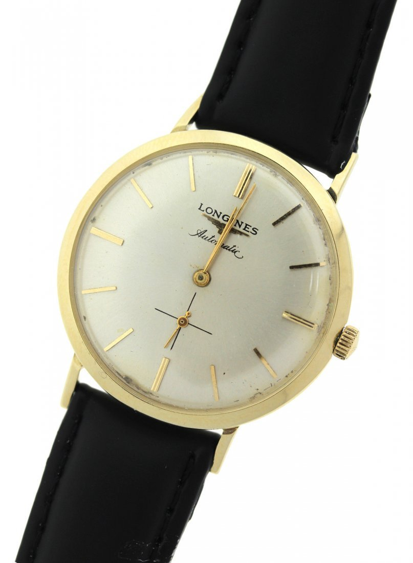 Vintage Longines Solid 14k Yellow Gold watch