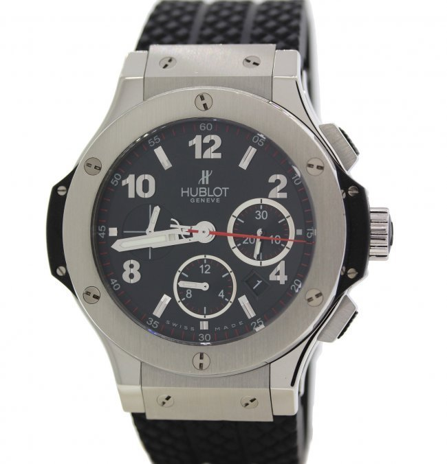 Hublot Big Bang SS Ceramic Carbon Fiber watch
